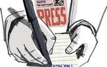 OPINI<br>Masih Adakah Ruang Bagi Profesi Wartawan?