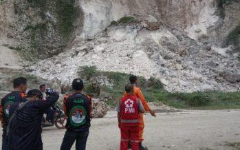 Lima Hari Pasca Longsoran Gunung Sadeng, Korban Berhasil Ditemukan