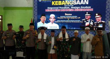 Dandim dan Forkopinda serta Para Tokoh Probolinggo Sambut Panglima TNI dan Kapolri