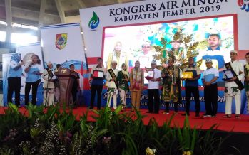Kongres Air Bersih Gratis Ribuan Warga Padati GOR
