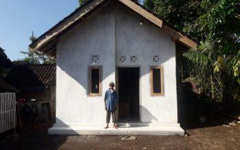 Warga Dusun Kerajan Mengaku Tempat Tinggalnya Nyaman Setelah Dibangun TMMD