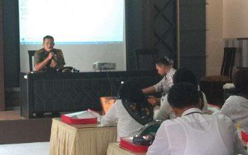 Dandim 0820 Berikan Pelatihan Kepemimpinan pada peserta Diklat