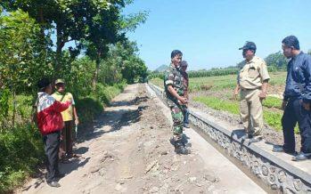 Pelibatan Babinsa Blado Wetan Sebagai Sinergitas Antar Instansi dalam Pola Pembangunan Desa