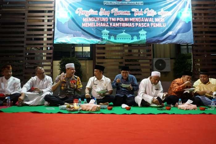 Ketua FKUB Kota Probolinggo mengecam aksi kericuhan di Ibukota Jakarta