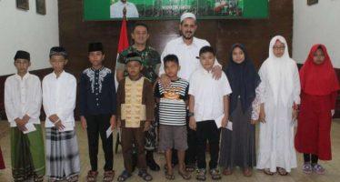 Kodim 0820/Probolinggo Berbuka Puasa dengan Walikota Probolinggo