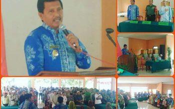 Kapala Desa Tegalharjo Gelontorkan Hampir 100 Juta Uang Pribadi Untuk Kepentingan Rakyat.
