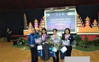 Poliwangi Raih Juara I, Kompetisi Ke X Poltek Negeri Bandung