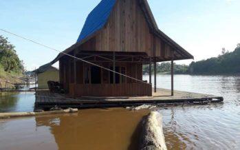 Fasilitas Umum Pelabuhan Desa Kamawen Siap Difungsikan