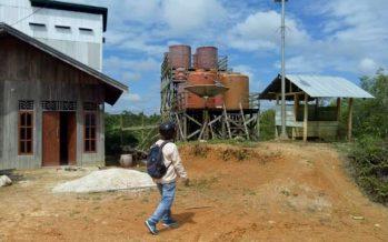 Fungsionalnya Program Pamsimas Warga Desa Sei Rahayu I Nikmati Air Bersih