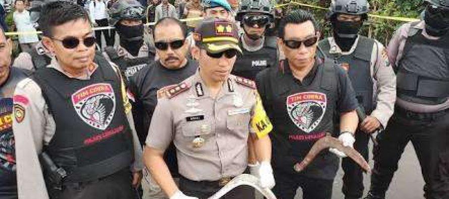 Kapolres Lumajang : Telusuri Kasusnya Dan Tangkap Pelaku Perampokan Dusun Meleman