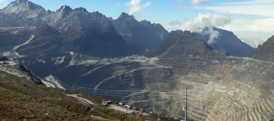 Produksi Emas PT Freeport Turun 72% Tembaga 53%
