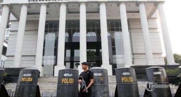 Kapolri Larang Aksi Massa Di Depan Gedung MK Saat Sidang PHPU