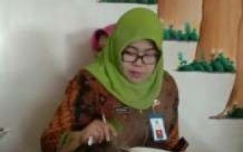 Bersama Kyai Kondang Zainur Rojikin, Dispendukcapil Adakan Halal Bihalal