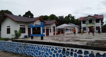 Sesuai Juknis APBDES Desa Trinsing Berbenah Di Segi Infrastruktur Demi Kemajuan Desa