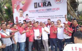 Presiden LIRA mengapresiasi dan berterima kasih kepada Polres Kota Batu yang sudah menjaga keamanan
