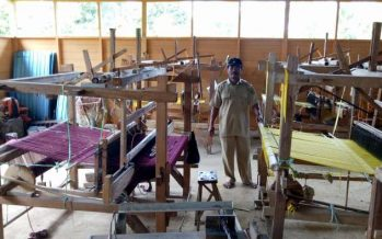 Dari Pengembangan Dan Kesepakatan Warga Desa Sei Rahayu I BUMDES Hasilkan Mesin Tenun Tradisional