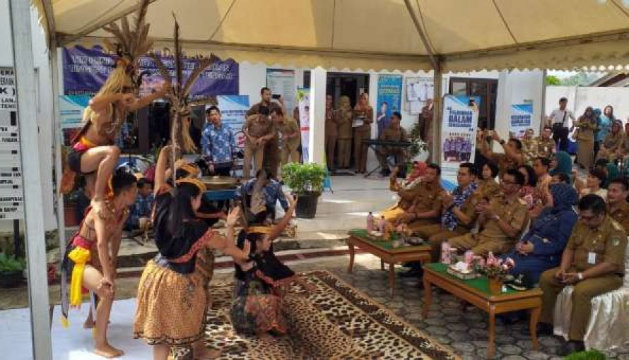 Lomba Desa Dan Kelurahan Tingkat Provinsi Diwakili Dari Kelurahan Lanjas