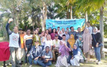 Bersama Merangkai Bahagia Alumni SMA PGRI Kencong Gelar Reuni
