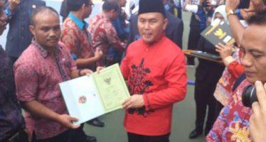 HUT Kabupaten Barito Utara Ke 69 Tahun 2019 Wujudkan Masyarakat Religius Mandiri Dan Sejahtera