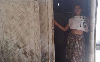 Kisah Pilu Janda Miskin Yang Tinggal di Gibuk Reyot