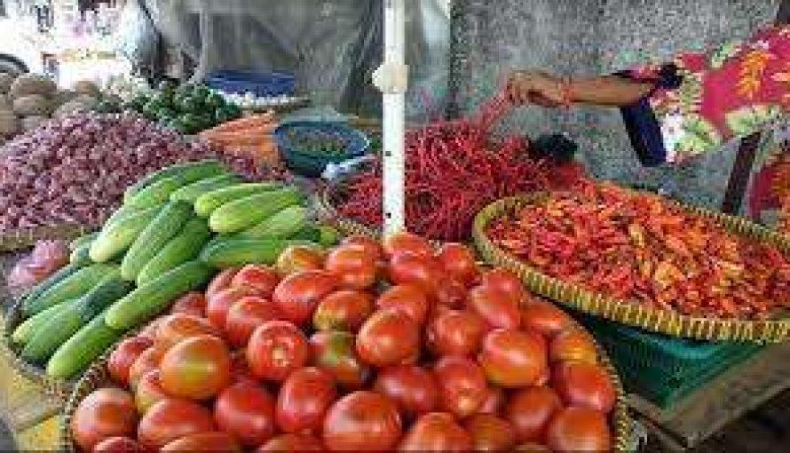 Harga Tomat dan Cabai Naik Drastis, Harga Garam Anjlok