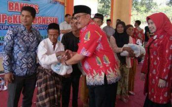 Wakil Bupati Bondowoso Hadiri Baksos IPeKB Di Desa Sumber Anyar