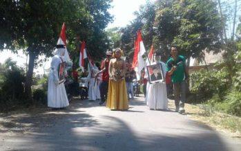 Desa Grujugan Lor Kembali Gelar Karnaval Memperingati HUT RI Ke-74 Tahun