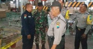 Karyawan PT Mustikatama Tewas Tergeletak Di Bawah Mesin GLU Spider