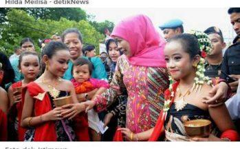 KHOFIFAH : Kebhinekaan Alangkah Indahnya, Jawa Timur Adalah Rumah Kita