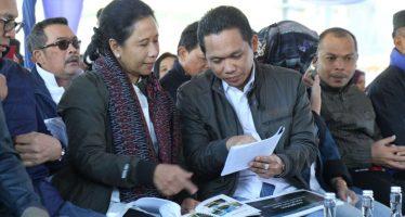 RINI SUMARNO : BUMN Dukung Revitalisasi Wisata Alam Ranupani