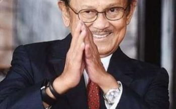 Presiden Ke-3 BJ. Habibie Meninggal Dunia