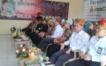 Menteri BUMN Resmikan Ides Cafe,  Ketapang Banyuwangi