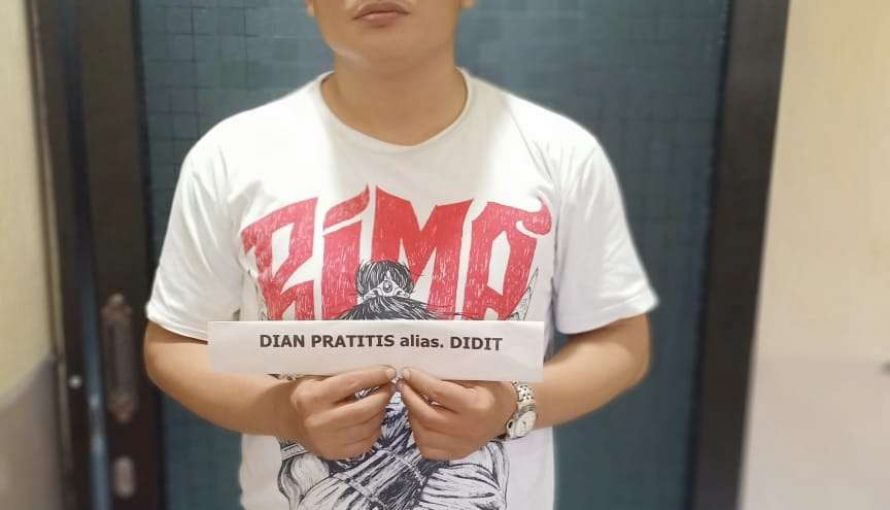 Miliki Sabu, Pria Asal Jombang Ini Dibekuk Sat Resnarkoba Polres Malang