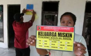 Labelisasi KPM Bansos PKH