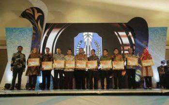 Lagi, Pemkab Lumajang Dapatkan Penghargaan PPID Award