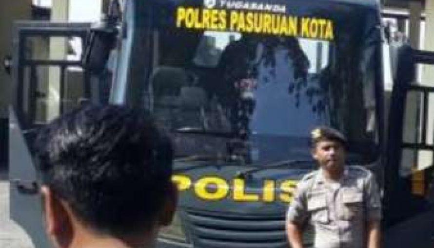 1200 Personil Anggota Polisi Kawal Pilkades