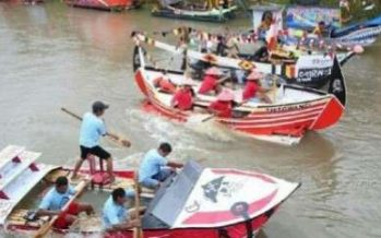 Jaga Kebersihan Sungai, Warga Gelar Lomba Gethek