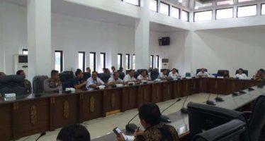 DPRD Agendakan RDP Pembahasan Mengenai Penggunaan Jalan Nasional Untuk Mengangkut Batu Bara Dan Kelapa Sawit