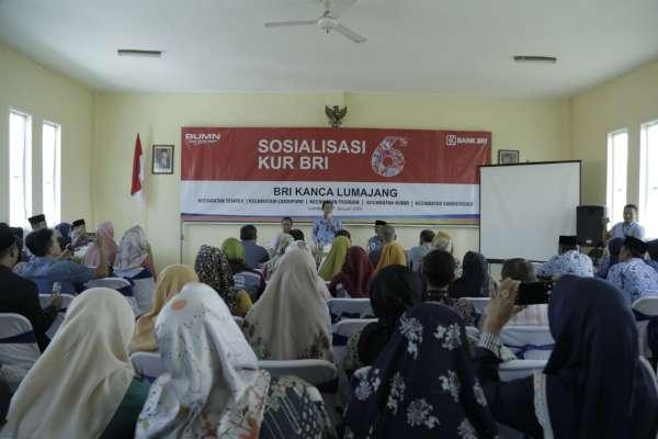 Program KUR Diharapkan Bisa Tingkatkan Produktivitas Usaha Rakyat di Lumajang