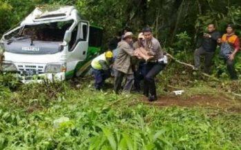 Mobil Rombongan UIM Madura Alami Kecelakaan, Satu Orang Tewas