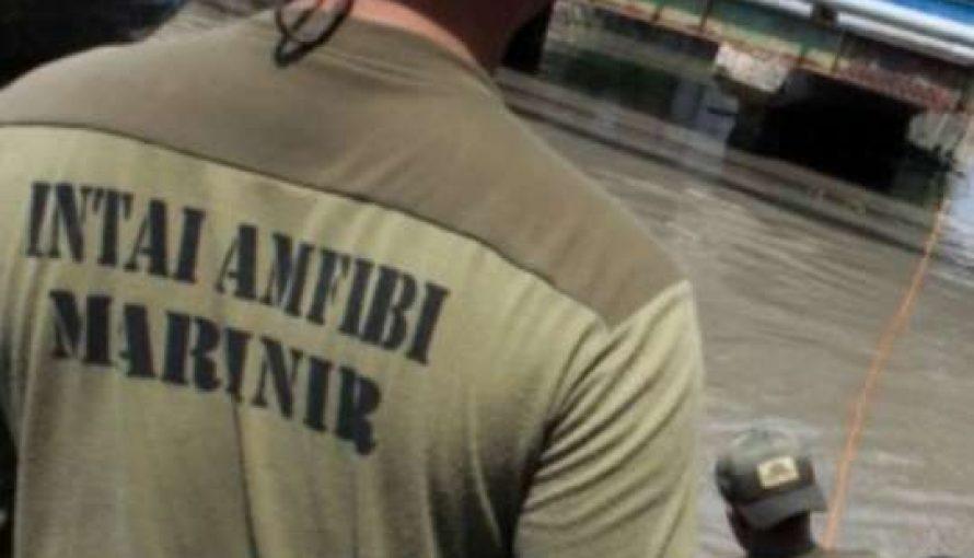 1 Jasad Siswa SMPN 5 Sidoarjo Tenggelam di Kali Pucang Ditemukan Lagi,