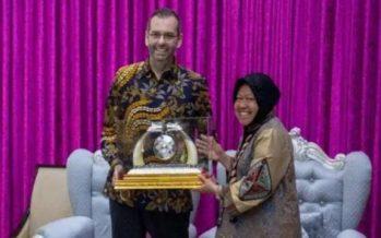 Surabaya Jadi Kota Pertama Implementasi Digital Camp.