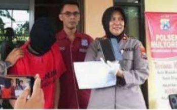Nafsu Bejat, Rekam Dalam Rok Berurusan Dengan Hukum