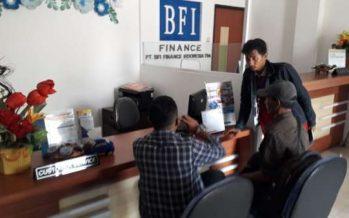 BFI Finance Tarik kendaraan Nunggak sembarangan Tidak Prosedur