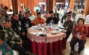 Musrenbang Regional Kalimantan Tahun 2020 Di Pontianak Dihadiri Wabub Barito Utara