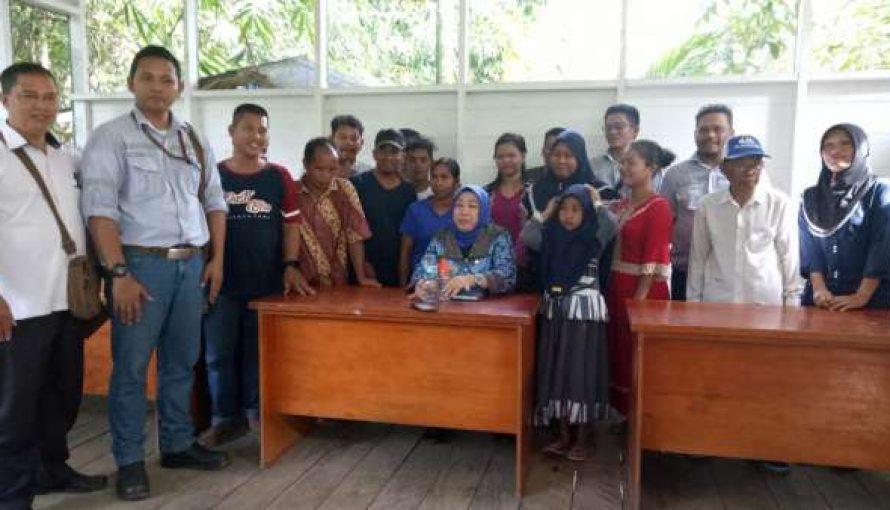 Desa Lemo II Sasaran Reses Ketua DPRD