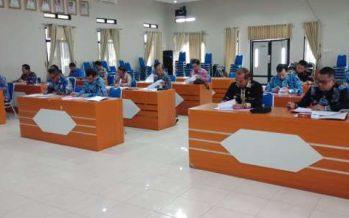 17 Pejabat Ikuti Uji Kompetensi