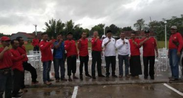Jelang Pilkada Jember<br> Relawan Dari 31 Kecamatan se-Kabupaten Berikan Amanat Pada Djoko Susanto