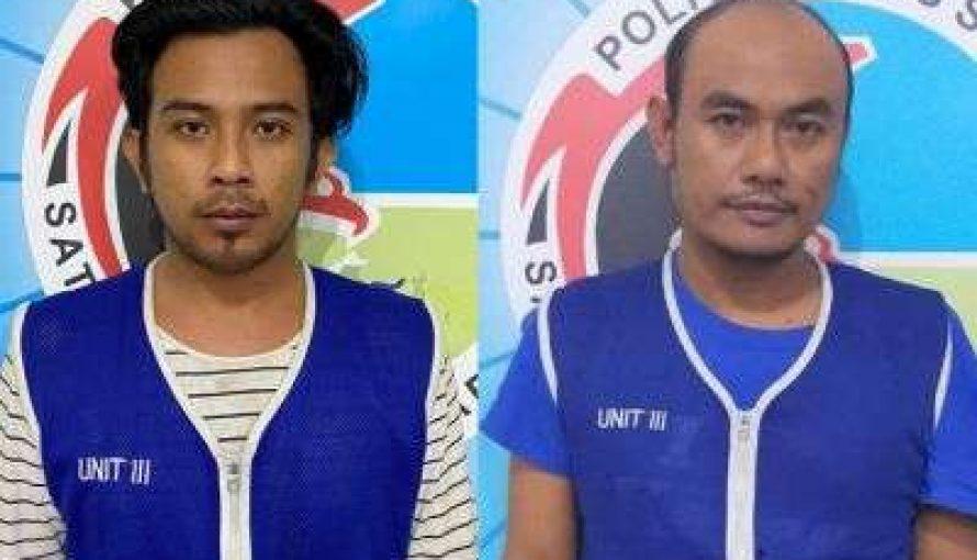 Pedagang Durian Kosumsi Sabu Ditangkap Polisi