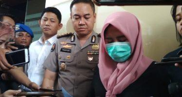 Sebar Hoaks Corona, Ibu Rumah Tangga  Ditangkap Polisi